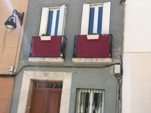 balcones de C/ Dos Aceras